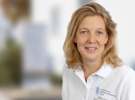 Katrin Gerber - Orthopädische Gemeinschaftspraxis Mendig